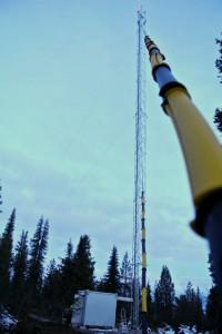 10. Montáže antén pro 4G sítě ve Švédsku_Starwork