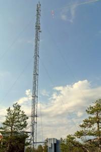 3. Montáže antén pro 4G sítě ve Švédsku_Starwork