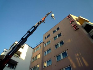 5. Montáž antén v Norsku_Starwork