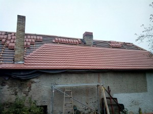 Rekonstrukce střechy Trhový Štěpánov_Starwork_3