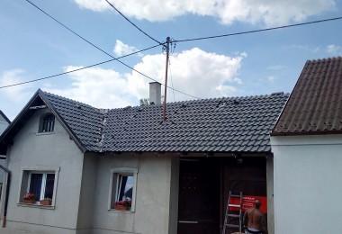 rekonstrukce střechy STARWORK