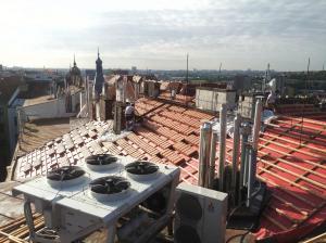 Rekonstrukce střech STARWORK.
