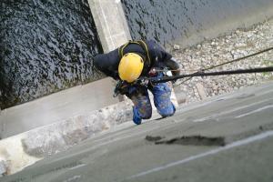4 Starwork sanace nosných betonových konstrukcí Žďákovského m ostu