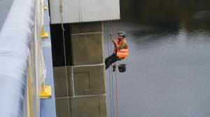6 Starwork sanace nosných betonových konstrukcí Žďákovského m ostu