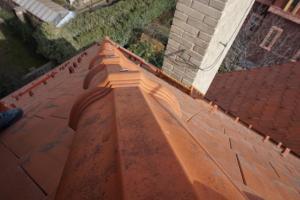 Rekonstrukce střechy prvorepublikové vily STARWORK 11