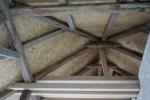 Rekonstrukce střechy prvorepublikové vily STARWORK 19