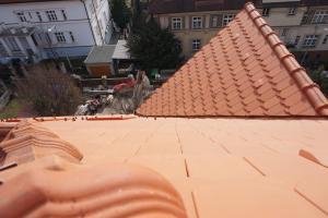Rekonstrukce střechy prvorepublikové vily STARWORK 6