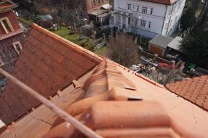 Rekonstrukce střechy prvorepublikové vily STARWORK 9