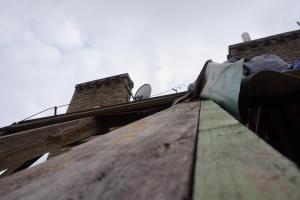 Rekonstrukce střechy vily STARWORK 10