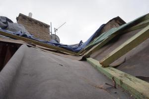 Rekonstrukce střechy vily STARWORK 12