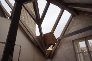 Rekonstrukce střechy vily STARWORK 15