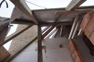 Rekonstrukce střechy vily STARWORK 16