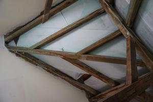 Rekonstrukce střechy vily STARWORK 3