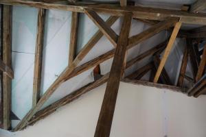 Rekonstrukce střechy vily STARWORK 4