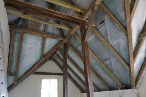 Rekonstrukce střechy vily STARWORK 5