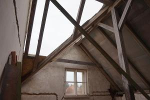 Rekonstrukce střechy vily STARWORK 9