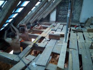 Starwork rekonstrukce Strahovského kláštera 10