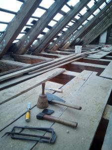 Starwork rekonstrukce Strahovského kláštera 11