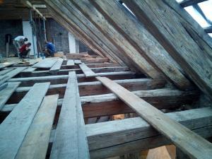 Starwork rekonstrukce Strahovského kláštera 3