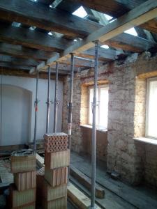 Starwork rekonstrukce Strahovského kláštera 4