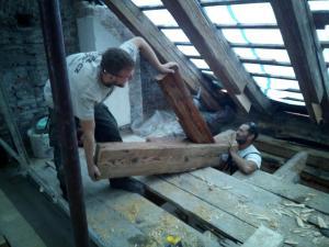 Starwork rekonstrukce Strahovského kláštera 5