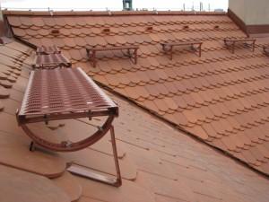Starwork výškové práce. Rekonstrukce střech STARWORK.